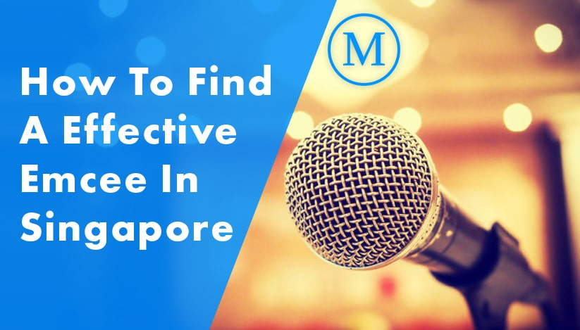How To Find A Effective Emcee In Singapore
